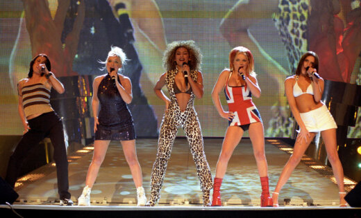 Spice Girls анонсируют турне на 2019-й