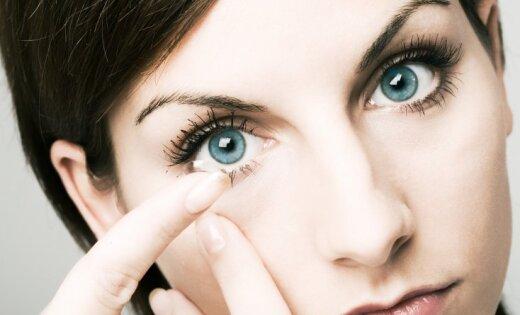 Однодневные контактные линзы — один день без очков