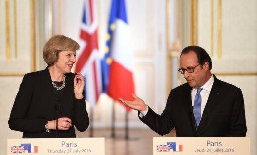 ЕС и Великобритания хотят, чтобы Лондон занял четкую позицию поBrexit— Меркель