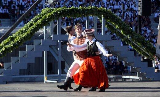 Dziesmu un deju svētku pasākumi norisināsies 30 Rīgas vietās