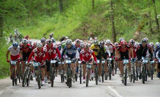 SEB MTB maratonā Vietalvā gaidāma spraiga cīņa