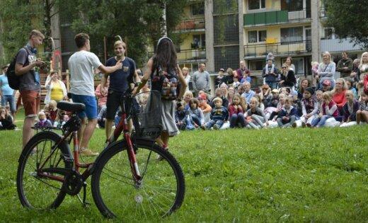 Izziņo Valmieras vasaras teātra festivāla programmu