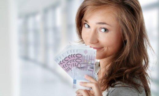 Новейший рейтинг: Сколько заработали латвийские бизнес-леди с самыми большими доходами