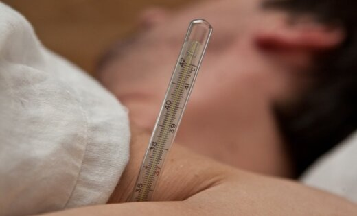 Gripas epidēmija beigusies gandrīz visā Latvijā