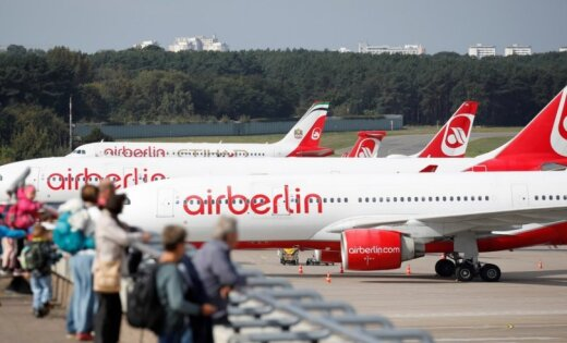 Lufthansa договорилась о покупке активов разорившейся Air Berlin