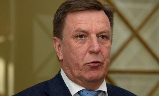 Jānošķir Rimšēviča aizturēšana un situācija 'ABLV Bank', uzsver Kučinskis