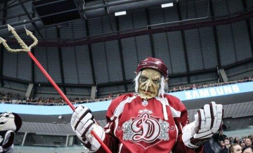 Rīgas 'Dinamo' pazīstamo Raganu Jurčiku uzskata par 'lāstu' un aicina mainīt tēlu