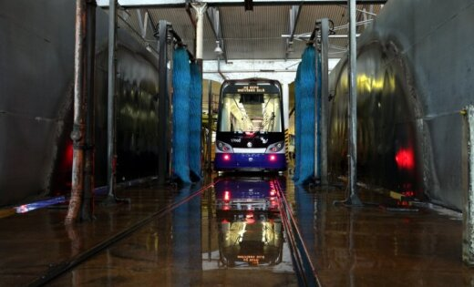 Skanstes tramvaja līnijas būvniecība varētu sākties nākamā gada vidū, prognozē RS
