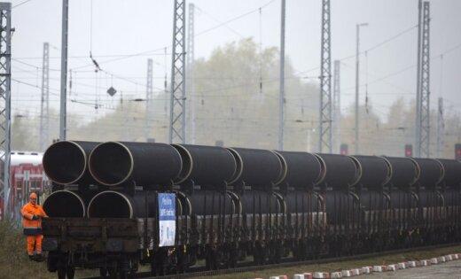 Латвийские компании несмогут участвовать впроекте «Северный поток-2»