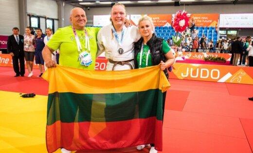 Литва выражает протест в связи с прозвучавшим на турнире по дзюдо гимном Литовской ССР
