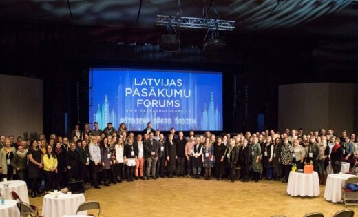 'Arēnā Rīga' notiks Latvijas Pasākumu foruma 3. rudens sesija