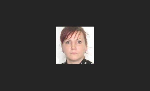 Разыскивается пропавшая без вести жительница Риги