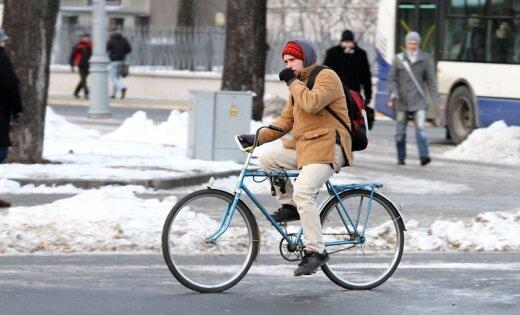 Pirmo reizi pēdējā gada laikā gaisa temperatūra Latvijā noslīdējusi zem -20 grādiem