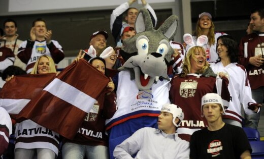 26 biļetes uz PČ spēlēm hokejā nopirktas no Svazilendas