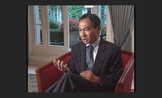 'Vakara intervija' ar politologu Frensisu Fukujamu