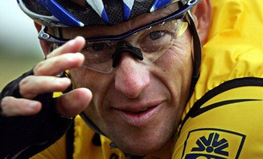 Армстронг признался что дал взятку для победы в гонке в 1993 году