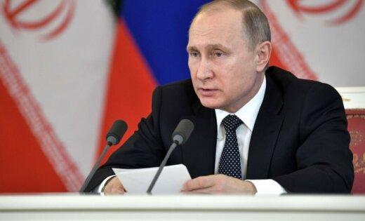 Путин выразил готовность встретиться сТрампом вФинляндии