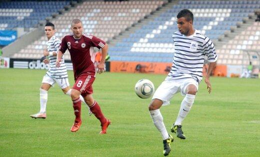 Latvijas U-21 futbola izlase Eiropas čempionāta kvalifikācijas turnīra spēlē zaudē Francijai