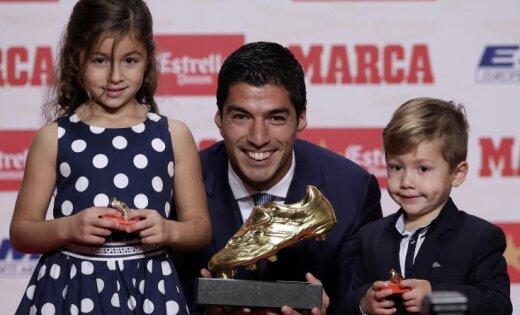Нападающий «Барселоны» получил суперпрестижную «Золотую бутсу»