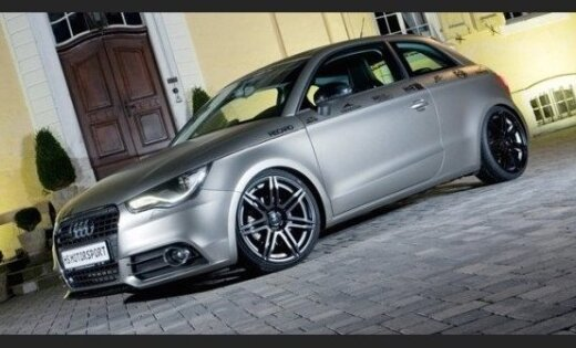 """""""Горячая"""" Audi S1 будет для массовой аудитории"""