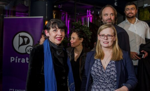 ВИсландии Пиратская партия может сформировать руководство