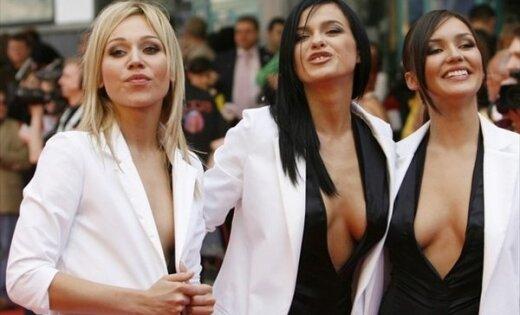 Serebro матерились по-русски в эфире французского радио