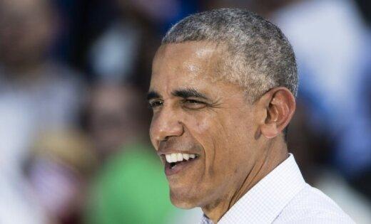 Барак Обама дал интервью принцу Гарри. Очем они говорили?
