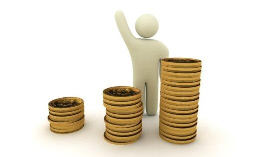 Lielākie nodokļu parādnieki budžetā nav samaksājuši 114,02 miljonus latu