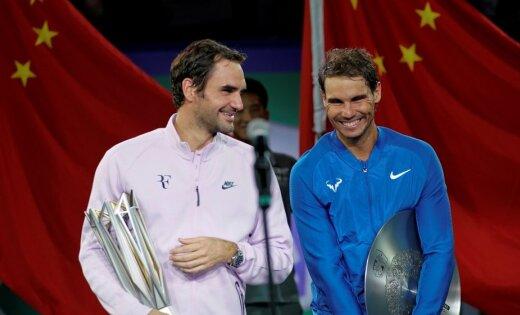 Федерер сместил Надаля с вершины рейтинга, Остапенко удержалась в топ-6