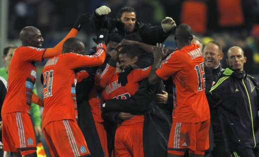 Vietas UEFA Čempionu līgas astotdaļfinālā nodrošina arī 'Olympique', 'Chelsea' un 'Zeņit'