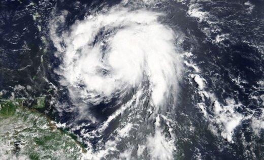 Циклон «Мария» достиг максимальной категории опасности