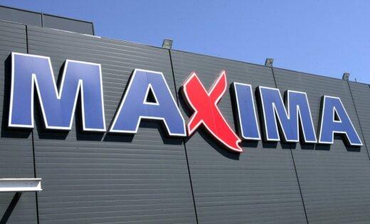 Работник Maxima помог друзьям украсть из магазина товаров на 3 000 евро