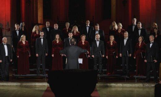 Koris 'Blagovest' aicina uz pareizticīgo Ziemassvētku dziedājumiem