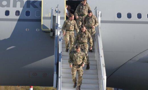 Минобороны запросило почти 9 млн. евро на размещение в Латвии солдат НАТО