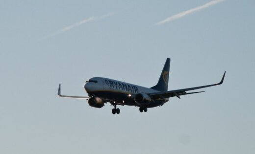 Пассажир рейса авиакомпании Ryanair снял навидео жесткую посадку Boeing