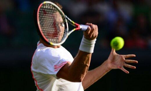 Gulbim neveiksme Sinsinati 'Masters 1000' turnīra kvalifikācijas pirmajā kārtā