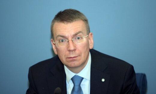 """Ринкевич: Латвия против """"разноскоростной"""" Европы и за усиление присутствия НАТО"""