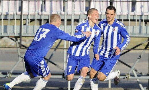 'Liepājas metalurgs' iekļūst UEFA Eiropas līgas otrajā kvalifikācijas kārtā; Daugavpils 'Daugava' izstājas
