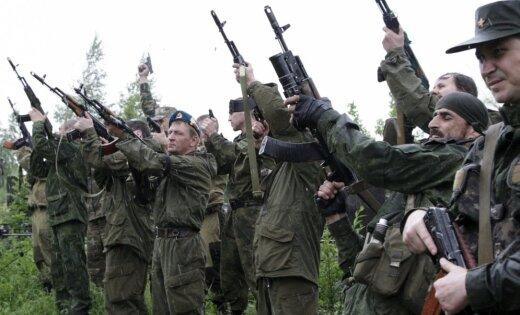 Кто и зачем воюет в ополчении Донбасса