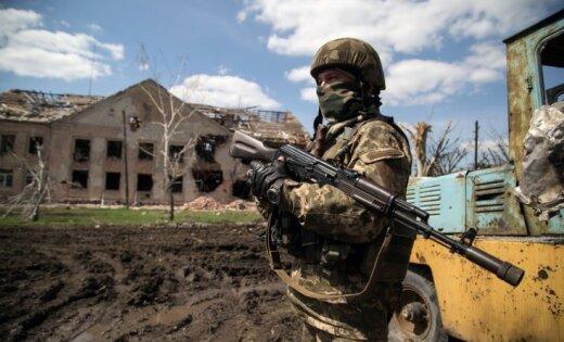 Kaujā pie Debaļceves krituši pieci ukraiņu karavīri