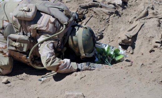 Неменее 70 массовых захоронений жертв ИГИЛ найдены вСирии иИраке