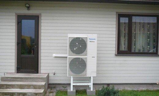 Отопление. Воздушные тепловые насосы Panasonic. Практическая эксплуатация, сезон 2013/2014