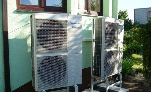 Apkure. Panasonic gaisa siltumsūkņi – pareiza izvēle Latvijas ziemai