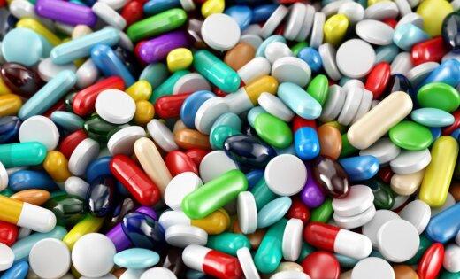 Пардаугава: у задержанного наркомана изъяли 60 таблеток