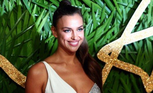 The Sun: Роналду признался, что до сих пор любит Ирину Шейк