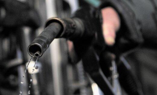 В Берги на бензоколонке Statoil бензин заливали вместо дизтоплива