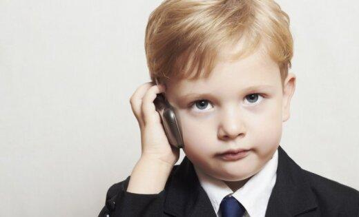 Kā bērnu kopš mazotnes audzināt par uzņēmēju nākotnē