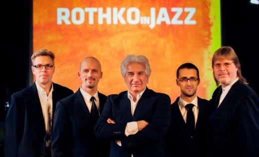 Projekts 'Rothko in Jazz' – Mazās Mežotnes pils koncertsezonas izskaņā