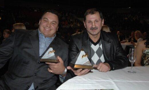 'Latvijas Gada balva sportā' vēsture: 2007.gads – Viktors Ščerbatihs un Jeļena Prokopčuka
