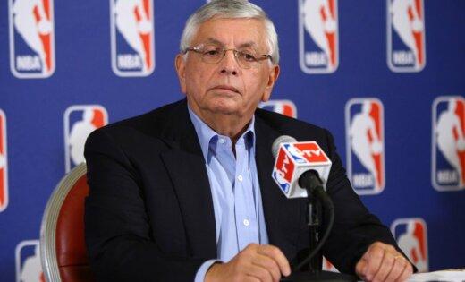 NBA atceļ pārbaudes spēles un treniņnometņu sākumu